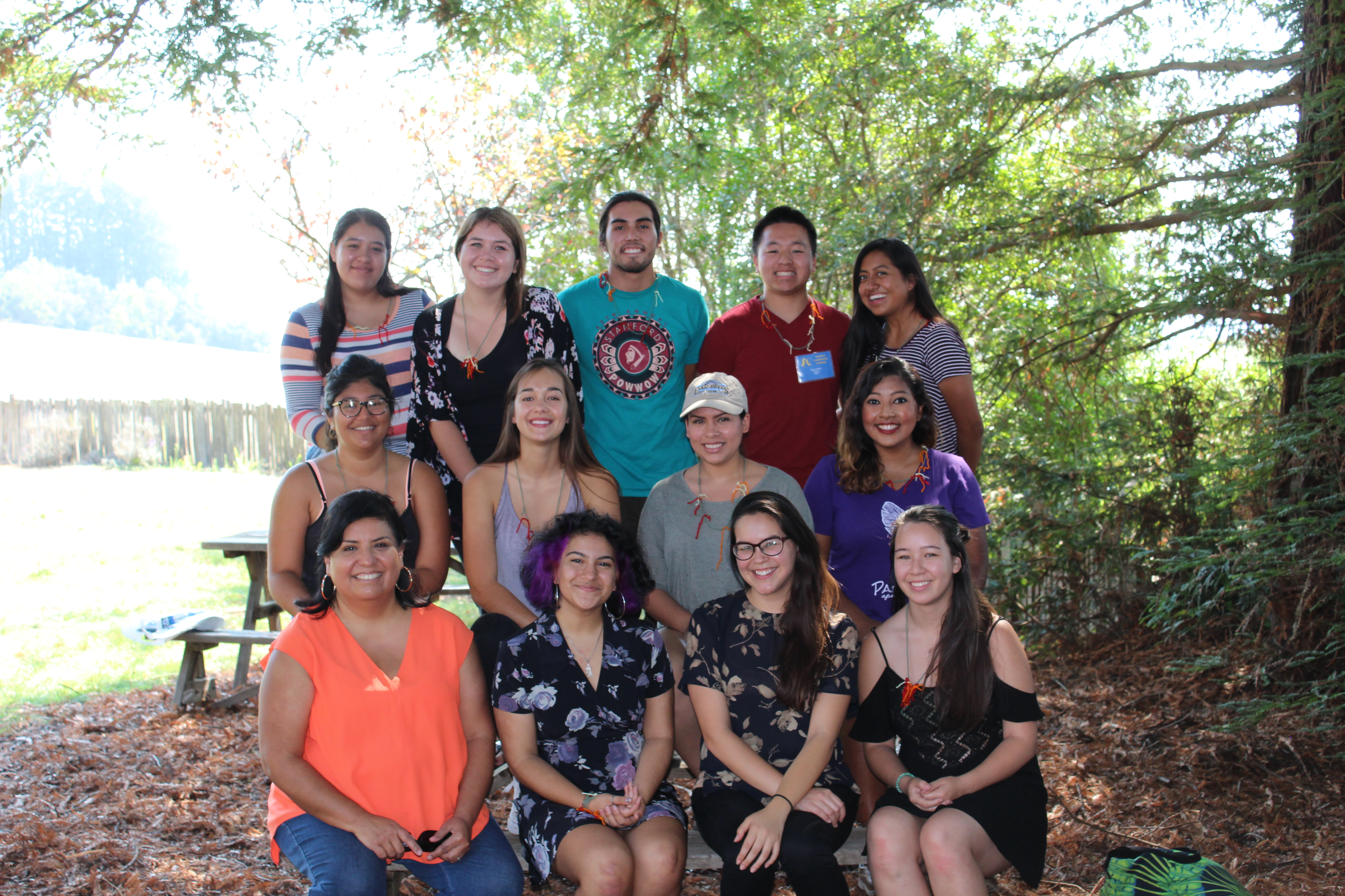American Indian Resource Center Staff 2016-2017