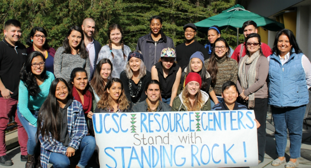 Resource Centers Stand in Solidarity with Standing Rock